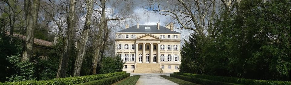 Ch teau margaux ch teau offer for Chateau margaux