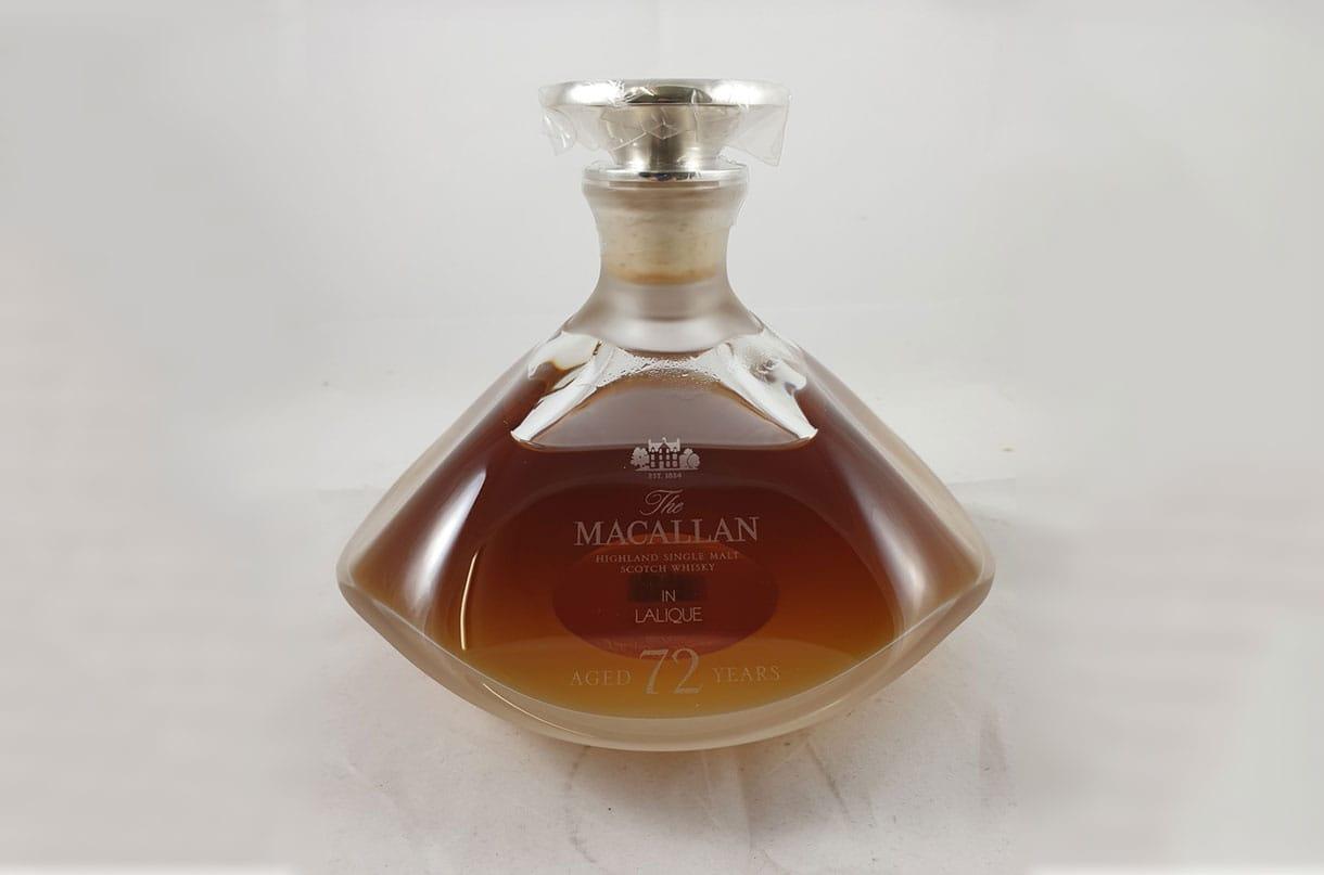 The Macallan - Bottle Shot