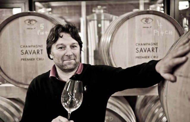 Champagne Frédéric Savart